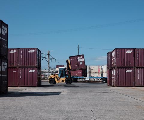 Jasa Sewa Container Tangerang Papua