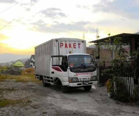 Pengiriman cepat Insan cargo